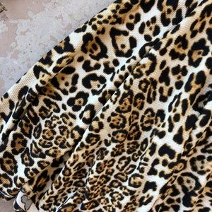 LuLaRoe Dresses - LuLaRoe Rare Unicorn Leopard Print Nicole Dress